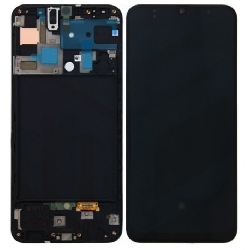 Display Samsung A50 SM-A505F black GH82-19204A