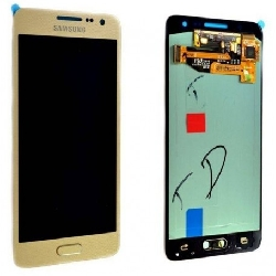 Display Samsung A3 SM-A300F gold