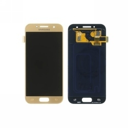 Display Samsung A3 2017 SM-A320F gold