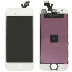 DISPLAY PER APPLE IPHONE 5S BIANCO TM