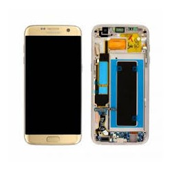 Display Samsung S7 Edge SM-G935F gold