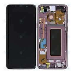 Display Samsung S9 SM-G960F purple GH97-21696B