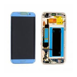 Display Samsung S7 Edge SM-G935F blu