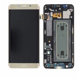 Display Samsung S6 Edge Plus SM-G928F gold