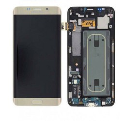 Display Samsung S6 Edge SM-G925F gold